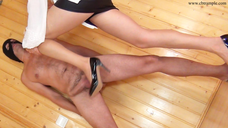 Legjob in sheer Pantyhose 5