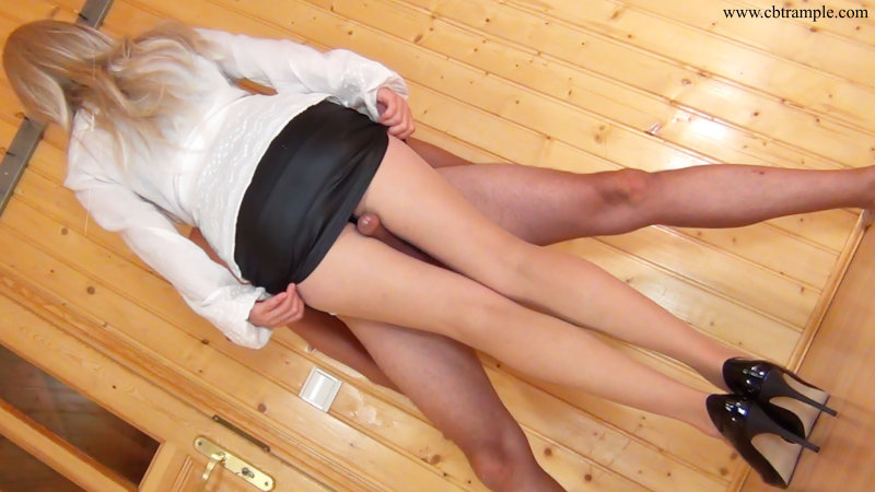 Legjob in sheer Pantyhose 8